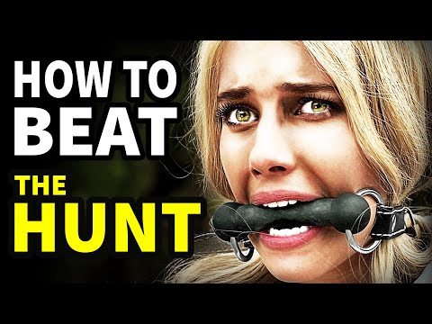 "How To Beat The DEATH GAME In ""The Hunt"""