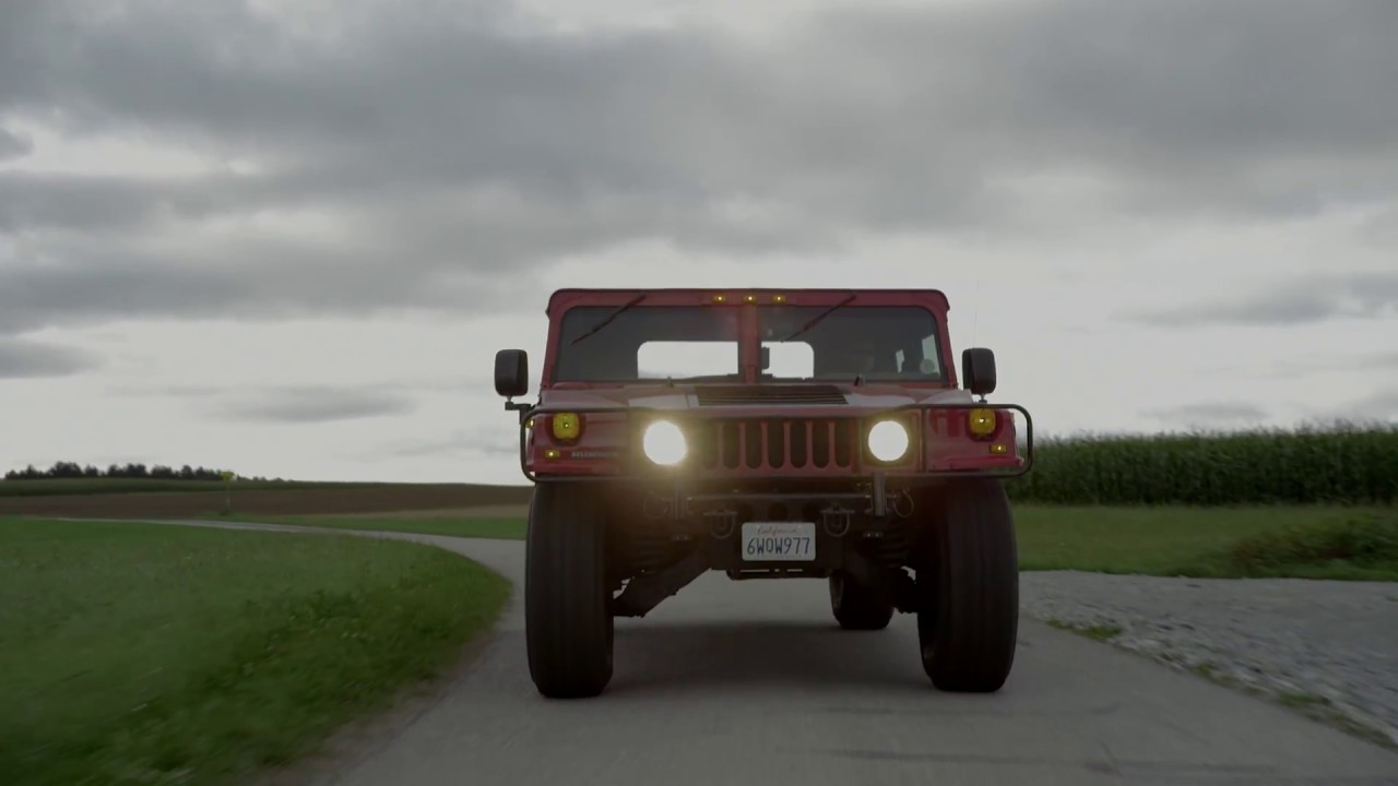 Kreisel Electric Hummer - YouTube