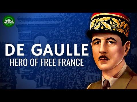 Charles de Gaulle - Arrogant General or hero of Free France?