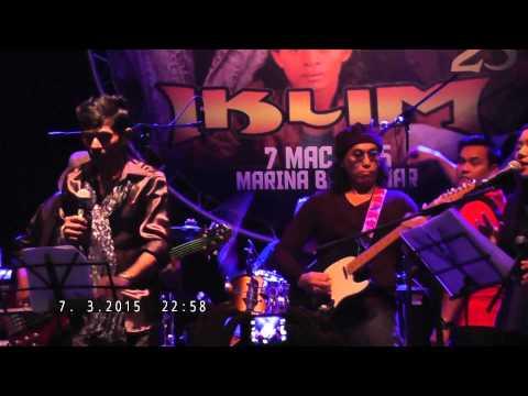 00013  gerhana cinta luka - IKLIM LIVE AT MUAR (07032015)