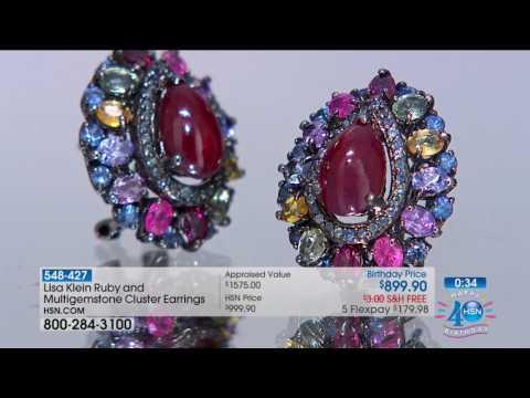 HSN | Lisa Klein Fine Jewelry Premiere 07.28.2017 - 01 PM