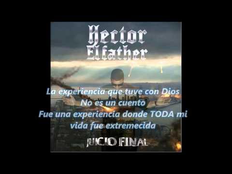 Hector el ''Father'' Juicio Final letra