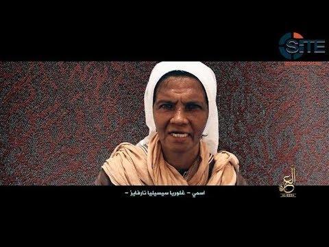 Messaggio in italiano  di suor Gloria Cecilia Narvaez rapita in Mali nel dicembre 2016
