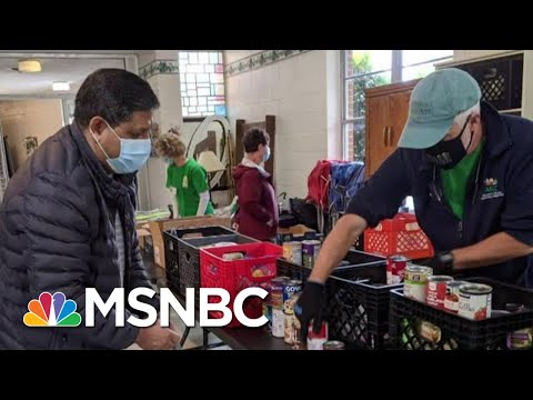 Giving Tuesday: Hunger Rates Surge During Pandemic | MTP Daily | MSNBC
