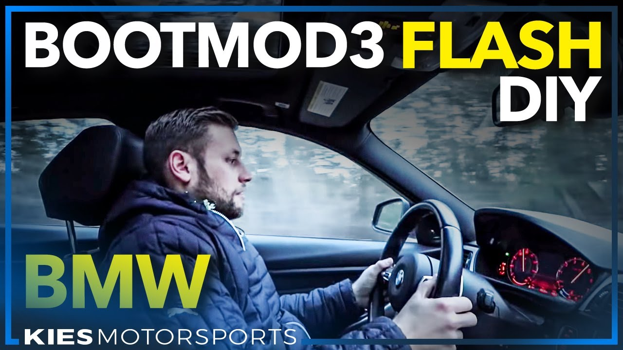 BootMod3 Flashing on your F Series BMW! NO DME REMOVAL! (F30, F80, N55,  S55, N20, and more!