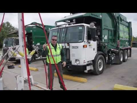 Waste Management Converts Refuse Haulers to 100% CNG