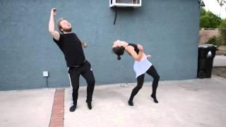 Hazelton \\ Justin Vernon \\Brien Rich Choreography