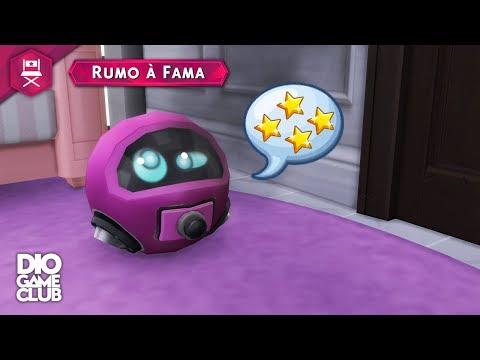 Ep.9 - CANSANDO A PERIQUITA DA TRAVESTI! ⭐⭐⭐⭐ ~ The Sims 4 Rumo à Fama | DioGameClub thumbnail