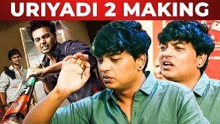 Uriyadi 2 MAKING Secrets – Vijay Kumar Reveals | Suriya, Govind Vasantha