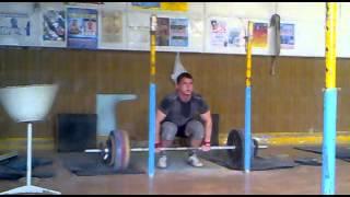 Тяжелая атлетика,180