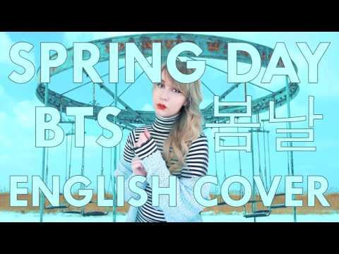 BTS (방탄소년단) - Spring Day (봄날) English Cover
