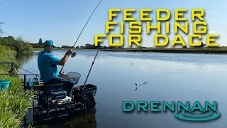 Feeder Fishing for Dace   Alan Scotthorne   Match Fishing