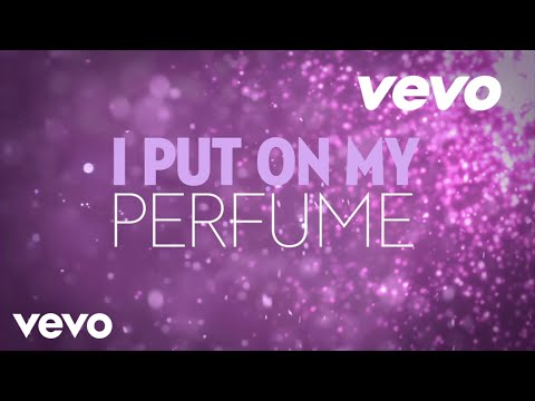 Britney Spears - Perfume:歌詞+中文翻譯