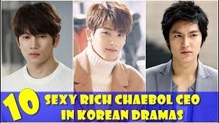 Video 10 Sexy Rich Chaebol CEO In Korean Dramas download MP3, 3GP, MP4, WEBM, AVI, FLV Maret 2018