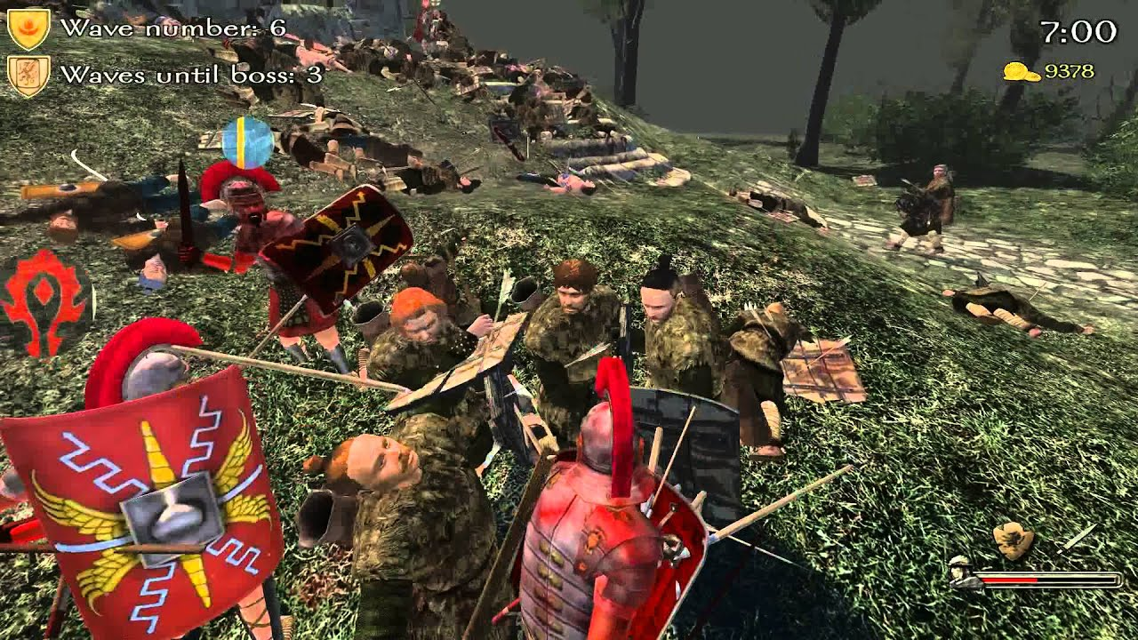 Mount And Blade Full Invasion 2 Mod Rome Vs Barbarians 1