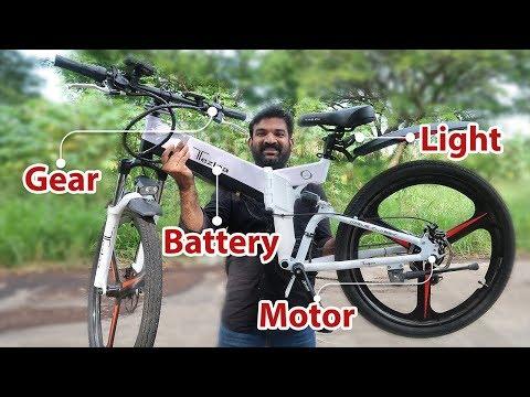 🚲🚲🚲 ഒരു വ്യത്യസ്തമായ സൈക്കിൾ | Electric Cycle