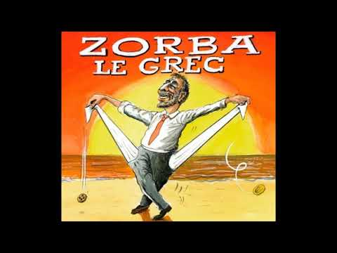 ZORBA  ATHENA GREEK ZORBA'S DANCE MIX