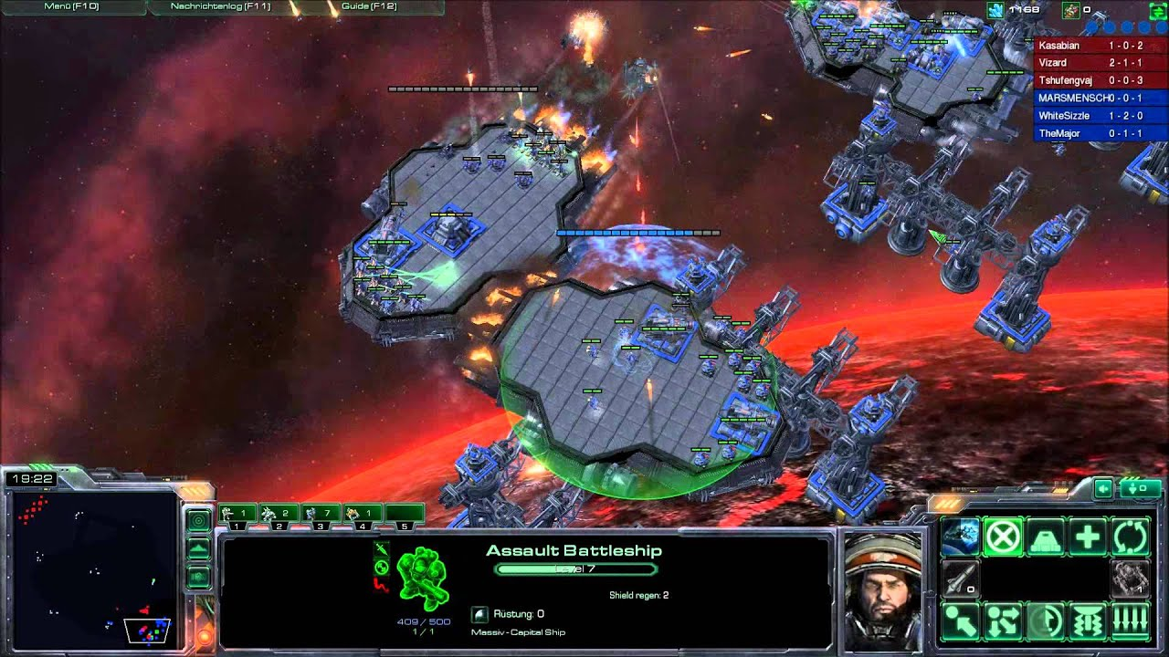 StarCraft: The Board Game was shown in 2007 at ...