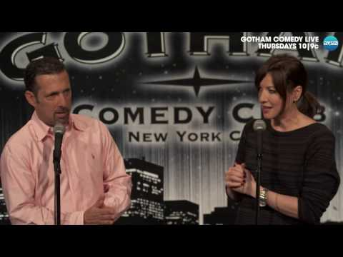 Gotham Comedy Live: Hilarious Bickering From Rich Vos and Bonnie McFarlane