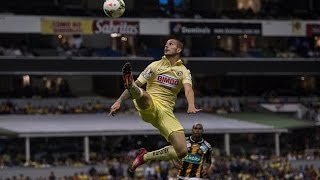 America vs Herediano 6: 0 2014-15 CONCACAF Champions League 1/2 final match Overview