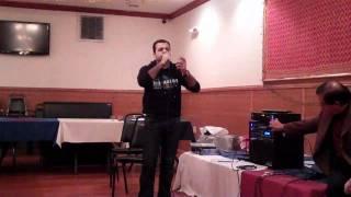 Manzilein apni jagah- Tony Sardana 011412 Karaoke