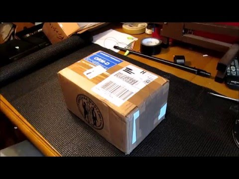 Unboxing.1000 rds of 9mm Ammo :)