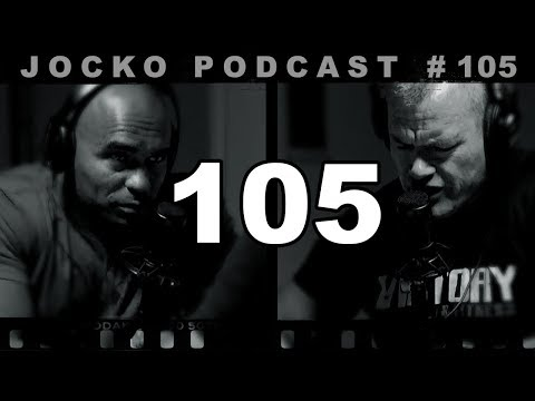 "Jocko Podcast 105 w/ Echo Charles: ""We Were Soldiers Once... And Young"""