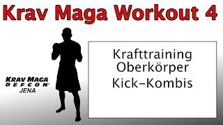 Krav Maga Workout 4 2021