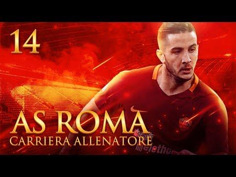 MANOLAS LASCIA LA ROMA!! CALCIOMERCATO! | CARRIERA ALLENATORE AS ROMA S.2 EP.14 | FIFA 17 [ITA]