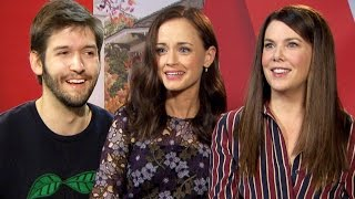 Interviewing the Gilmore Girls (Lauren Graham & Alexis Bledel) | Michi trifft