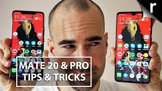 Huawei Mate 20 (& Pro) Tips | Best features and tricks