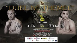 Mike Gjetan Keta vs Sladjan Janjanin - WBU World Champion Title Fight