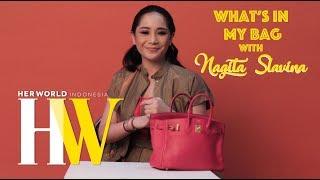 What's In My Bag with Nagita Slavina