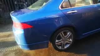 Honda Accord 2005: Обзор/тест автомобиля на разбор (машинокомплект) из Англии от...