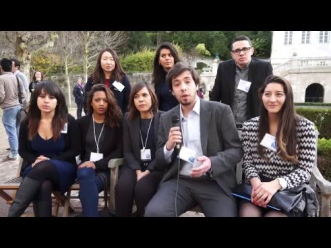 Global University Climate Forum - Interview of students from Paris-Sorbonne University