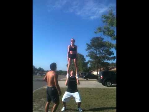 Orange park High school Cheerleading QP
