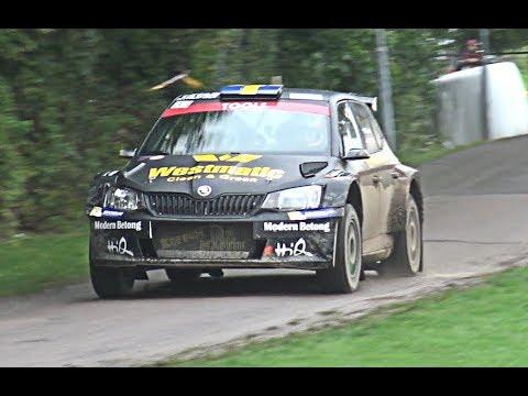 Pontus Tidemand - East Sweden Rally 2017