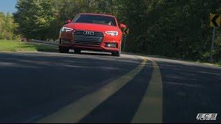 ECS Tuning Audi B9 A4 Luft-Technik Intake