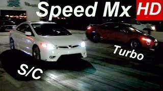Civic Si Turbo Vs Civic Si Supercharged
