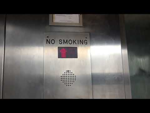 Crappy Associated Elevators - Wellington T Station - Medford MA