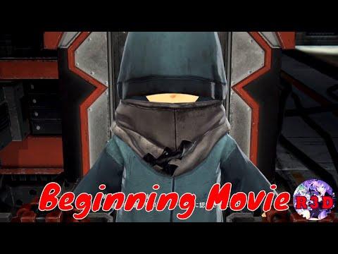 God Eater 3 Beginning Scenes (PS4, Full 1080p, 60 FPS) - 동영상