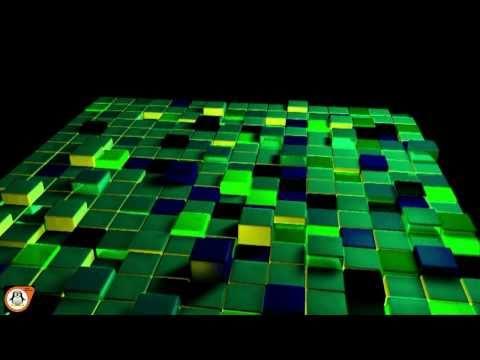cube animation cinema 4d