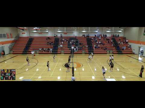 Ogallala High School vs. GI Northwest Varsity Womens' Volleyball