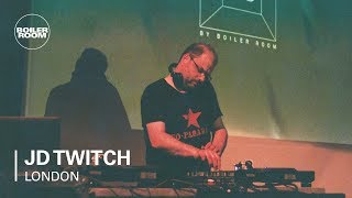 JD Twitch (Optimo Music)   Swimming With Arthur Russell x 4:3