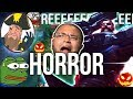 Tobias Fate PLAYING HORROR GAMES After an INTeresting GP GAME | League of Legends