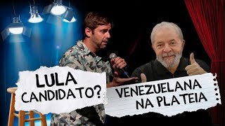 Fábio Rabin - Lula pode ser candidato? Venezuelana na plateia