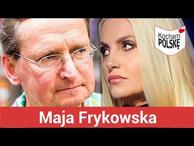 Maja Frykowska po latach rozprawi?a si? z Wojciechem Cejrowskim. Klasa!