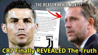 Why Ronaldo ACTUALLY Left Juventus For Man United... REVEALED!