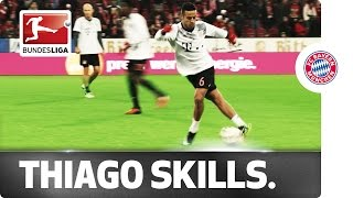 Silky Skills From Thiago - Warm-Up, Expert Mode