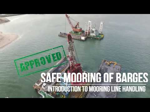 Safety Award 2017 - Nominee 12: Penta-Ocean and Hyundai (HDEC) - Safe Mooring Of Barges